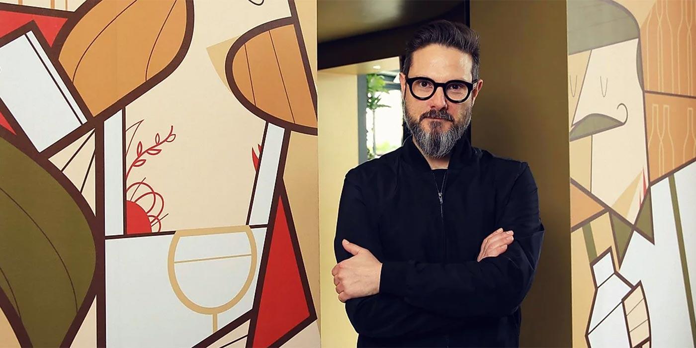 L'artista Ale Giorgini disegna per Extreme Printing